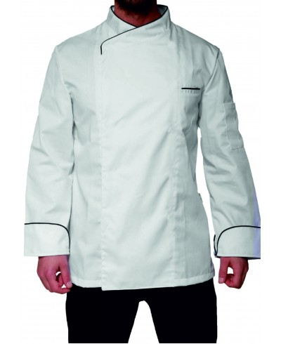 GIACCA CHEF SPALLE MICROFORATE